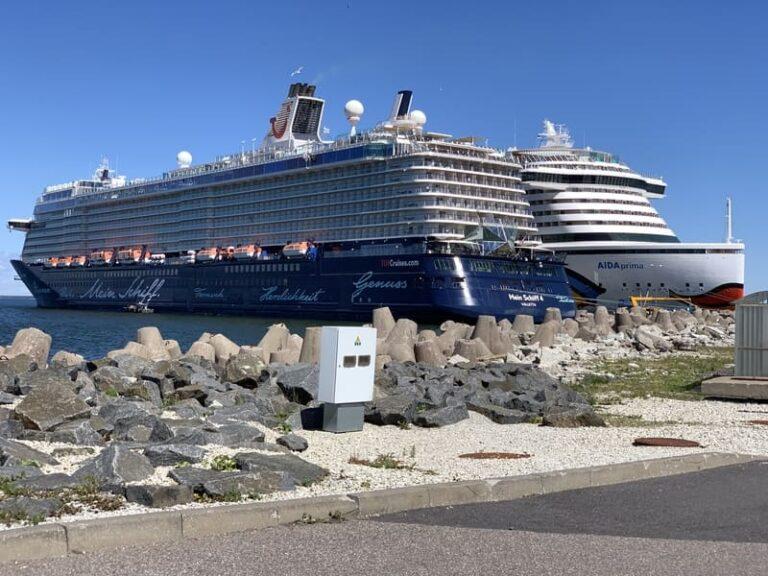 Norwegen Kreuzfahrten mit Mein Schiff
