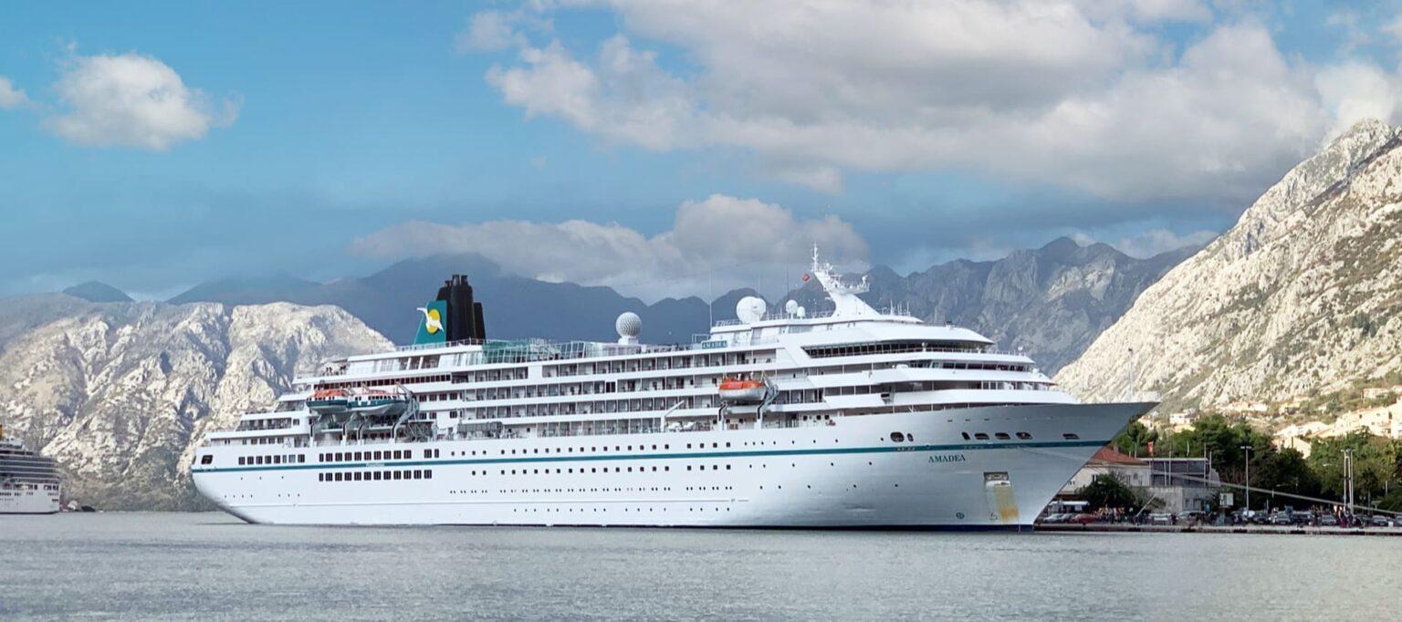 kreuzfahrtschiff ms amadea